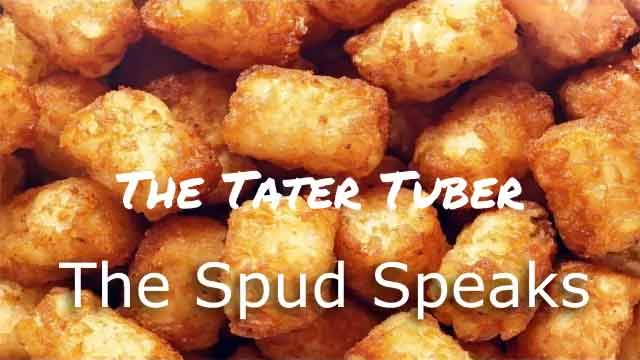 Preston Thomas aka The Tater Tuber - The Sound Off - The Spud Speaks