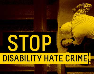 Suzanne Martin and David Levy plan and carry out a disability hate crime against a disabled woman.